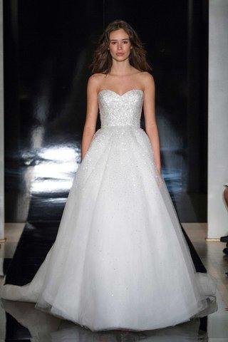 reem-acra-spring-2017-strapless-ball-gown-wedding-dress-sparkling-bodice-and-waist