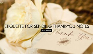 wedding-etiquette-for-sending-thank-you-notes