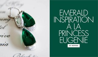 emerald-inspiration-a-la-princess-eugenie-wedding-tiara-and-earrings