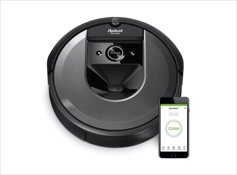 iRobot Roomba® i7 Wi-Fi® Connected Robot Vacuum