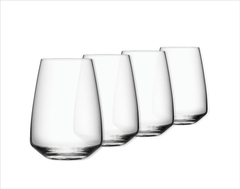 Gearys Orrefors Pulse Collection Tumblers