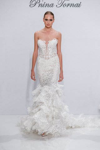 pnina-tornai-for-kleinfeld-2017-dimensions-collection-mermaid-wedding-dress-with-ruffles-on-skirt