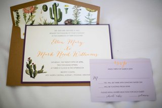 gold-calligraphy-desert-themed-invitations-for-an-arizona-wedding