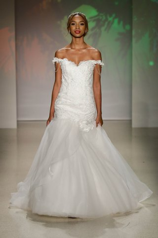 tiana-mermaid-wedding-dress-featuring-off-the-shoulder-neckline-adorned-with-3-d-flowers-and-drape