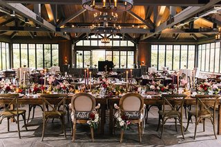 rustic-old-europe-themed-reception-hall-with-tall-windows-wooden-beams-and-signs-better-together