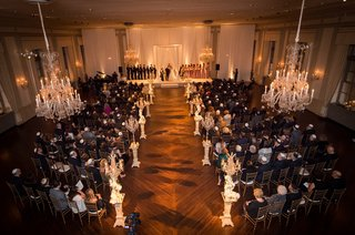 jewish-wedding-ceremony-at-the-standard-club-in-chicago-large-wedding-chandeliers