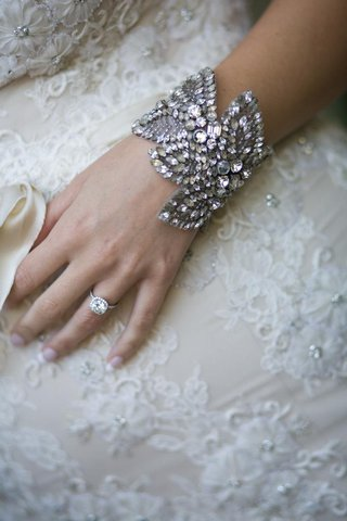 jenny-packham-bracelet-with-halo-engagement-ring