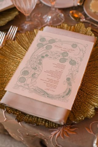 wedding-reception-menu-with-light-blue-intricate-design