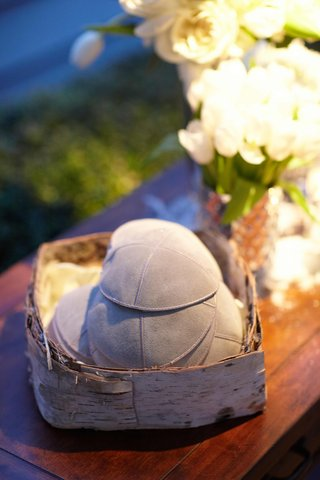 rectangular-box-made-out-of-birch-bark-at-ceremony