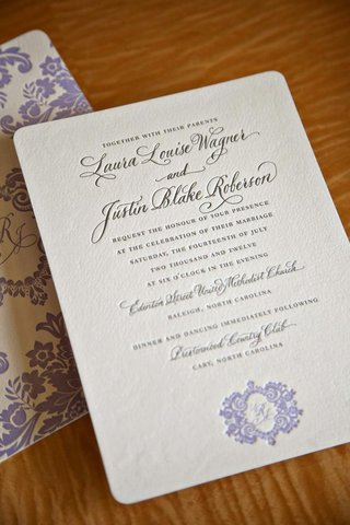 wedding-invites-with-rounded-corners-and-monogram