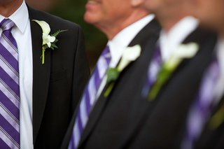 groom-and-groomsmen-wearing-purple-ties
