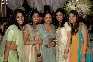 indian-american-women-in-traditional-attire