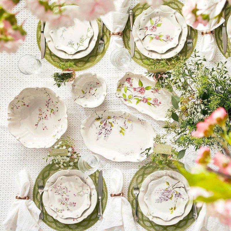 Juliska Berry & Thread Floral Sketch Dinnerware