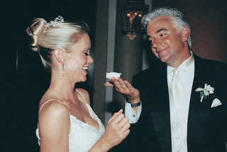 john-ohurley-and-wife-at-their-wedding
