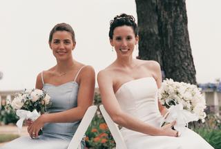 blue-thin-strapped-bridesmaid-dress