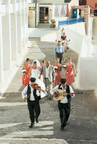 traditional-walk-to-ceremony-in-santorini-greece