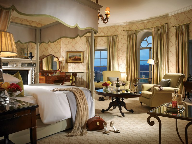 Manor House Presidential Suite at Mount Juliet Estate