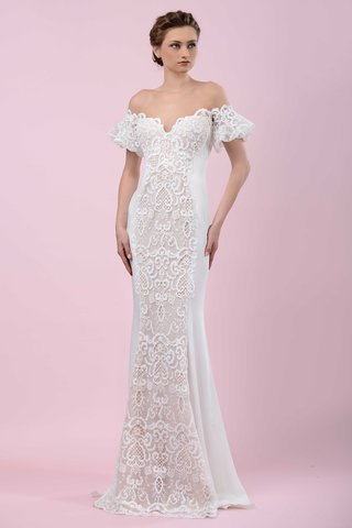 gemy-maalouf-2016-illusion-neckline-with-ruffle-sleeves-and-lace-paneling