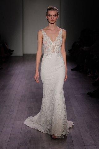 lazaro-spring-2016-lace-wedding-dress-with-illusion-v-neck-bodice