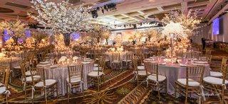 wedding-reception-cherry-blossom-centerpieces-classic-decor