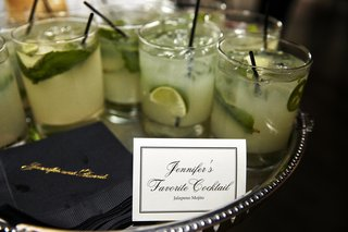 wedding-signature-cocktail-jalapeno-mojito-served-on-a-tray