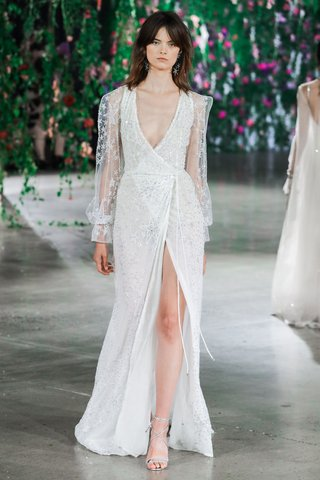 gala-collection-no-5-galia-lahav-wrap-wedding-dress-sheer-illusion-bell-sleeves-high-slit-embroider