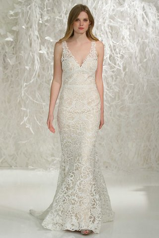 watters-2016-v-neck-fit-and-flare-lace-wedding-dress