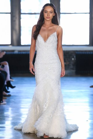 watters-fall-2018-bridal-collection-wedding-dress-thais-v-neck-bridal-gown-beads-spaghetti-ruffle
