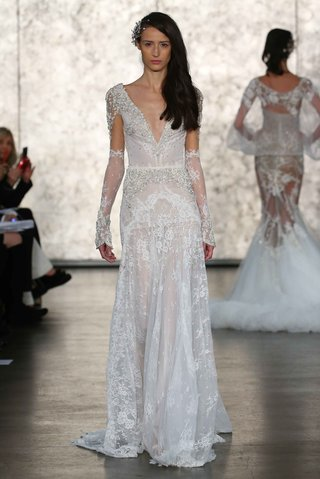 inbal-dror-fall-winter-2016-collection-beaded-long-sleeved-dress