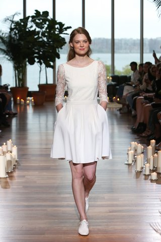 laure-de-sagazan-fall-2018-mini-dress-with-pockets-and-three-quarter-length-sleeves
