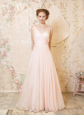 ivy-and-aster-wedding-dress-with-straps-in-blush