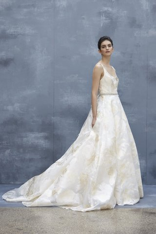 jacquard-organza-ball-gown-with-crystal-belt-by-amsale