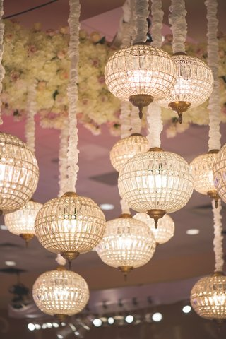wedding-reception-with-glass-moroccan-inspired-lanterns-over-dance-floor