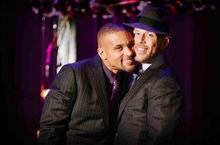 gay-wedding-couple-insanity-creator-shaun-t-and-husband