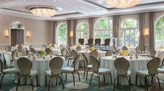 Four Seasons - Lobby Level Ballroom wedding venue