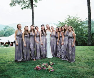 vera-wang-bridal-gown-with-purple-david-meister-gowns