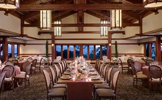 The Lodge at Torrey Pines - Charles Reiffel wedding venue