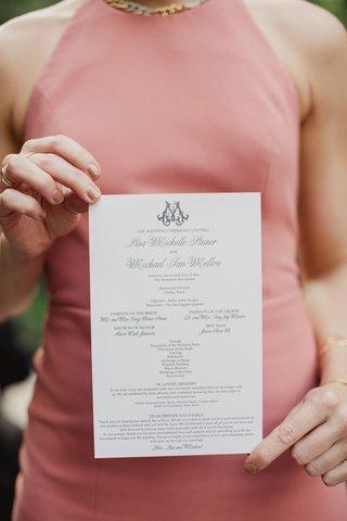 wedding-ceremony-with-program-and-details-of-jewish-wedding-ceremony