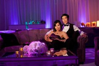 purple-textured-dress-and-lighting