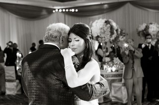 black-and-white-photo-of-sentimental-dad-daughter-dance