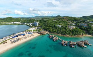 Royalton Antigua Resort & Spa aerial view of caribbean resort