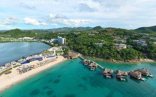 Royalton Antigua Resort & Spa aerial view of caribbean resort