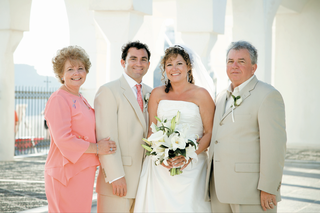 mother-of-the-groom-wearing-coral-dress