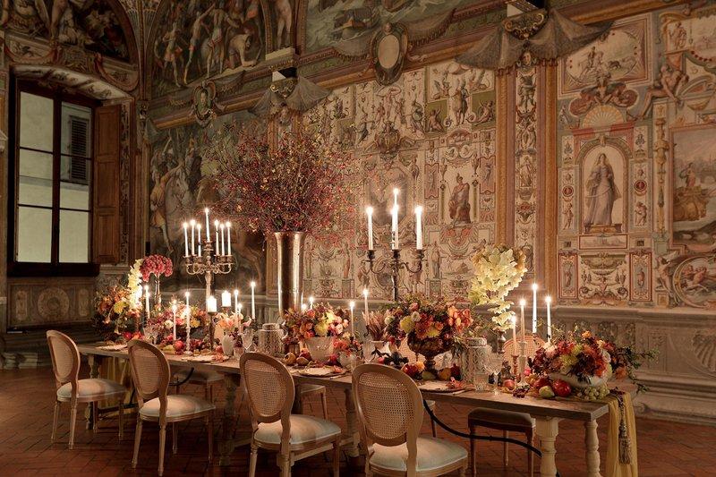 Renaissance Palace Dinner