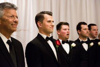 joe-panik-wedding-joe-panik-in-tuxedo-reacts-to-seeing-bride-brittany