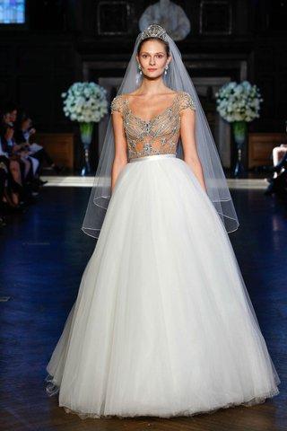 alon-livne-white-fall-2016-beaded-cap-sleeve-bodice-with-tulle-princess-skirt