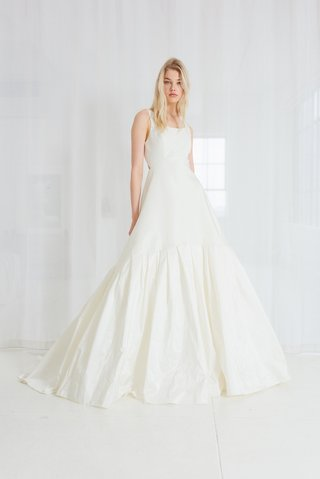 lia-by-amsale-spring-2018-silk-faille-scoop-neck-ball-gown-pleated-silk-taffeta-skirt-open-back-bow