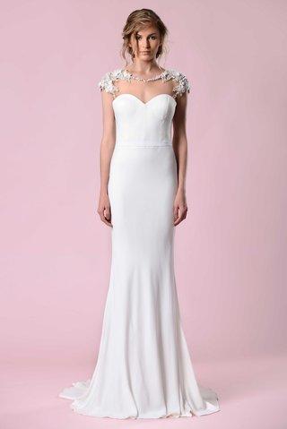 gemy-maalouf-2016-sweetheart-neckline-wedding-dress-with-jewel-neckline-and-sleeves
