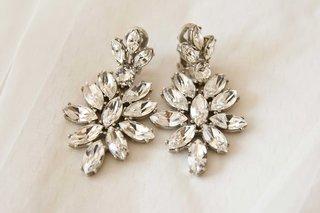 wedding-day-jewelry-earrings-stylish-marquise-shape-stones-rhinestones-diamonds