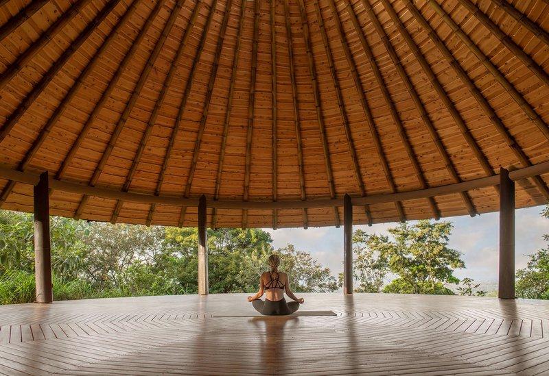 ORIGINS Luxury Lodge - Yoga & Meditation